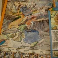 Nuevo mapa una vez borrado el anterior. Creándolo con el coaching.